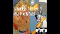 Yung Shakey and my BRO Broski made a song called turn down fa what go listen to it