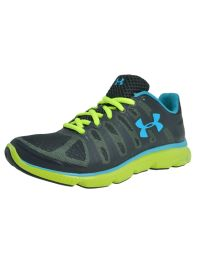 You could run miles in these shoes. You can find them at Hibbett Sports.