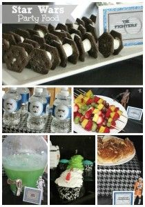 Star Wars Party Ideas - Clean and Scentsible