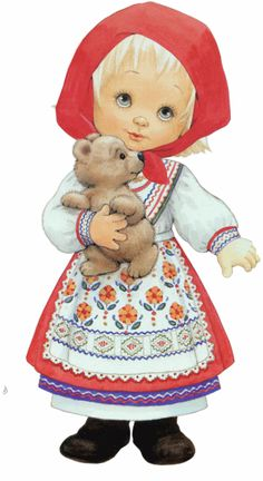 ❤️Artist Ruth Morehead ~ Kids around the world ~ Russia Sarah Kay, Cute Images, Cute Pictures, Decoupage, Cute Clipart, Cartoon Faces, Holly Hobbie, Vintage Greeting Cards, Tole Painting