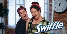 2014 Super Commercials, including Swiffle