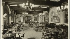 The Rise and Fall of New York City's Private Social Clubs Yale Club - 1915?