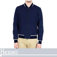 HERNO ブルゾン HERNO セール! 軽やかな着心地でさらりと季節感をまとうブルゾン