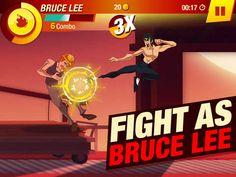 Bruce Lee: Enter the Game Hibernum Creations Inc.  단순하고 쉬운 브루스 리 게임 한글화도 되어 있음