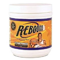 Rebound Fx Citrus Punch Powder - 360g canister @ http://lookandfeelyourbestwithlest.com/