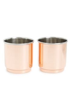 ODI Housewares Copper Whiskey Tumblers (Set of 2) available at #Nordstrom