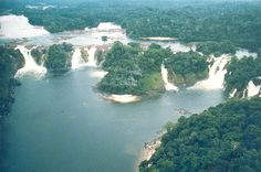 Gabons Kongou Falls, Central Africas Most Beautiful Waterfall Under Threat