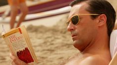 Dante's Inferno: http://www.nypl.org/blog/2012/02/27/mad-men-reading-list #MadMenReading