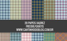 Cantinho do blog : patterns