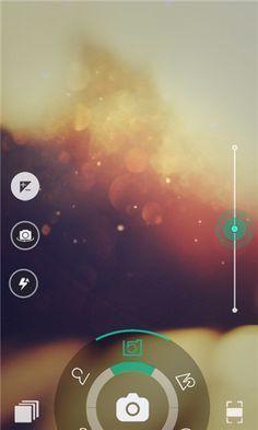 Image result for camera interface ui ux design