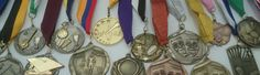 Personalized Logo #Medals and #Ribbons, #Bronze, #Silver and #GoldMedals in #SunshineCoast by Frame D'Art and Trophy Won. Choose from our selection Custom Medal with Ribbons. More detail pls visit: http://www.framedartrodjo.com/medals-and-ribbons.html