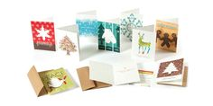 Customize your Seeds N Greetings Holiday Seed Paper cards! Our Bloomin Holiday collection can now be customized with your unique message.