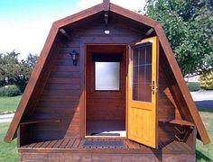 timber frame bungalow