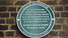 Queens Park Rangers Formed Here - #QPR Quiz  - #QPR