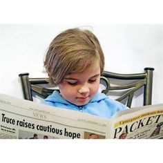 Preschool Newspaper Theme Ideas