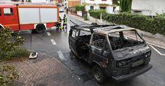Nußloch Ursache für Fahrzeugbrand ist noch unklar - Rhein-Neckar Zeitung