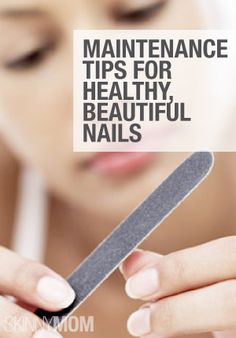 Here is a nail care 101 for you to achieve fabulous and healthy nails!