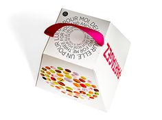 Point G Plaisirs Gourmands Brand Identity & Packagings by Chez Valois , via Behance