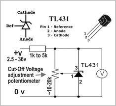 TL431A Programmable Shunt