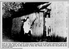 Siege of 'Little Green Men' The 1955 Kelly, Kentucky, Incident | Strange Unexplained Mysteries
