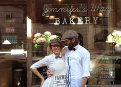 Former 'Blue Bloods' star opens 'Jennifer's Way' in New York City to help others looking for true gluten-free food. Gluten Free Bakery, Gluten Free Recipes, Jennifer Esposito, Celiac Disease, Food Places, New Journey, Bakeries, Breakfast Time, Food Allergies