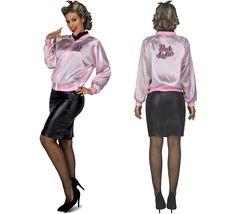 Disfraz de Pink Lady para mujer. ¿Fiesta temática de Grease  Disfrázate con  el fe6914e7651f4