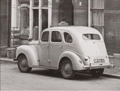 NP-56-62 Ford Prefect 1955