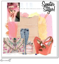 """""""My sweety"""" by stamppu on Polyvore"""