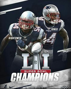 Congratulations to Dont'a Hightower and Cyrus Jones! #SuperBowl Champs #Alabama  #RollTide #Bama #BuiltByBama #RTR #CrimsonTide #RammerJammer