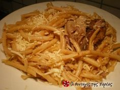 Greek Recipes, Desert Recipes, Pasta Recipes, Lamb, Recipies, Deserts, Greek Beauty, Food And Drink, Chicken
