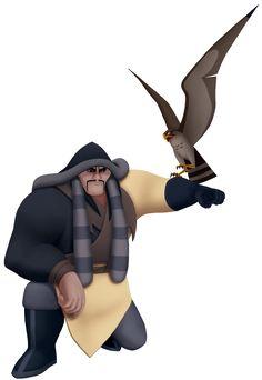 Shan Yu the Hun Disney Canvas Art, Disney Art, Disney Pixar, Disney Cartoon Characters, Disney Villains, Disney Sleeve Tattoos, Evil Disney, Villain Costumes, Kingdom Hearts Ii