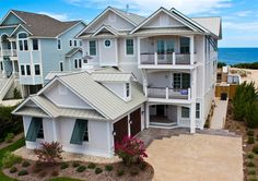 Twiddy Outer Banks Vacation Home - Leave it at the Door - Corolla - Oceanfront - 9 Bedrooms