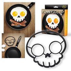 Halloween Skull Egg Mold - Kitchen Gadgets – I Sell Goods