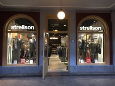 The portfolio of Fashion House Outlet Centre Moscow is now enriched by a new fashion label. Strellson, a world-recognized brand, offering top quality clothes and accessories for men occupies a 143.5-square-metre store at the retail park.  #thelocationgroup #shopopening #storeopening #elocations