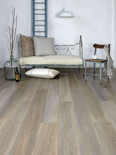 Royal Oak Floors | American oak in French grey