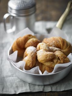 Try the latest soy recipes with Soy Connection. Discover the joy of cooking with soy milk, protein, and more when you try out popular recipes. Brunch Recipes, Sweet Recipes, Breakfast Recipes, Dessert Recipes, Crescent Roll Recipes, Crescent Rolls, Good Food, Yummy Food, Delicious Desserts