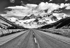 Icefields Ansel - Banff National Park by Jeff Clow, via 500px