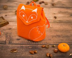 Fox Bag Fox Purse Embroidered Mini Backpack Waterproof The bag will provide you an easy access to your keys, wallet, cell phone, snacks or anything else, fits an A5 notebook or Ipad mini.   Lightweight yet spacious... the perfect accessory for summer festivals, nights out dancing or simply running errands! It will work great for both adults and kids.