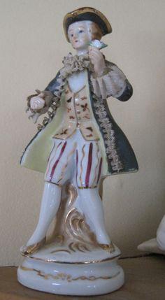 vintage pico japan porcelain figurine