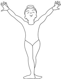 coloring pages for kids gymnastics coloring pages printable and coloring book to print for free find more coloring pages online for kids and adults of