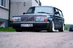 Volvo 240 BrickBlog