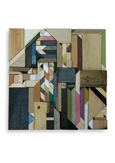 non-representational collage-Katharina Trudzinski