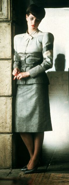 Blade Runner - Sean Young as Rachel.