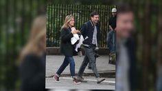 Jimmy Fallon le dá la bienvenida a este mundo a su segunda hija Frances