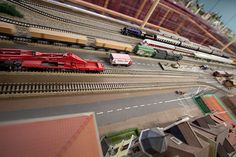 N Scale Scenery Items and Figures at http://www.modelleisenbahn-figuren.com