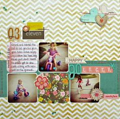 Heather Carter Leopard {Scrapbook Circle}