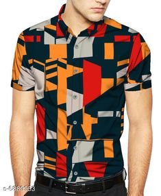 Shirt Fabric Stylish Men's Cotton Shirt Fabric  Fabric: Cotton Pattern: Printed Type: Un-stitched Multipack: 1 Sizes: 2.5m Country of Origin: India Sizes Available: 2.5m *Proof of Safe Delivery! Click to know on Safety Standards of Delivery Partners- https://ltl.sh/y_nZrAV3  Catalog Rating: ★4 (3337)  Catalog Name: Urbane Sensational Men Shirt Fabric CatalogID_1099973 C70-SC1719 Code: 873-6889953-