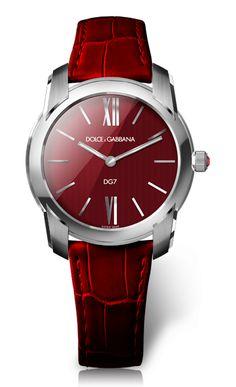 Modern Girls Dolce Gabbana Wrist Watches Style 2015 (5)