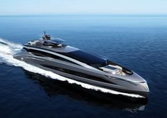 The First EVO 115 Superyacht Will Head to The Far East