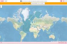 Worksheet. Los Mapas Interactivos de Relieve de Europa de Enrique Alonso